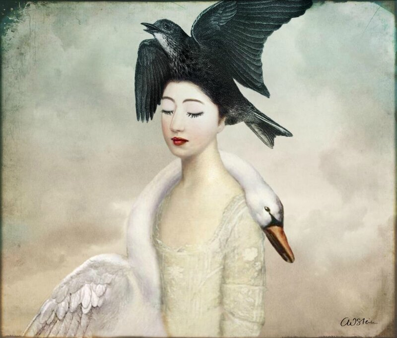 Catrin Welz-Stein - German Surrealist Graphic Designer - Tutt'Art@ (73)