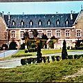 Montdidier - hotel des finances - ancien palais de justice