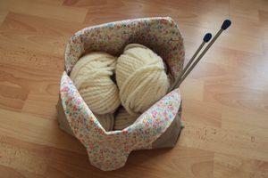Le Sac à tricot