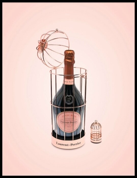laurent perrier cuvee rose 2