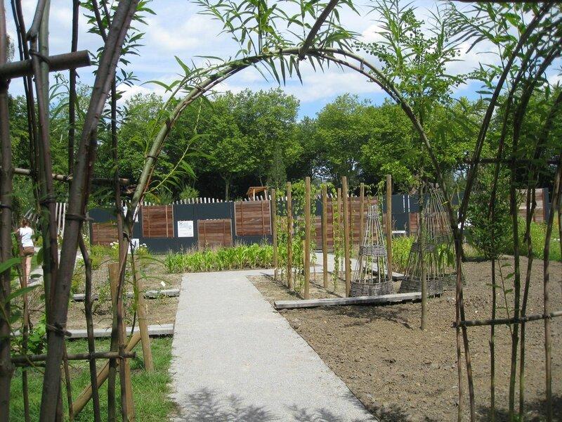 jardin agricole Mallet-Stevens