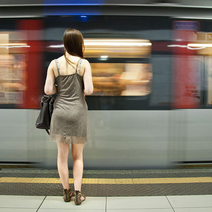 Brève de train