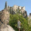 Les ruines de Durnstein