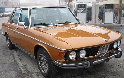 BMW - 3.0 L Automatique - 1973