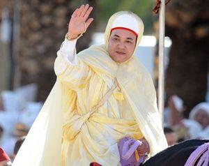 الملك-محمد-السادس-يتصل-شخصيا-برئيس-الماص-لتهنئته-بالفوز-و-يعده-بمفاجأة-سارة