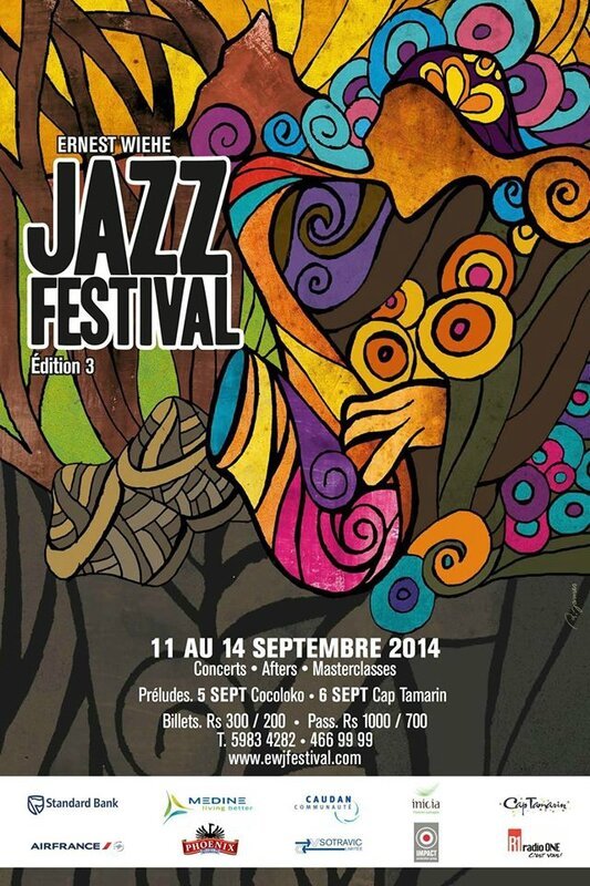 3 edition Ernest Wiehe Jazz festival