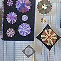 Journée de l'amitié france patchwork à cestas