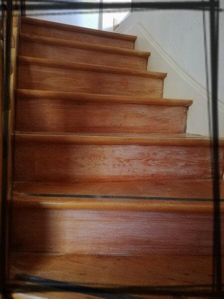 2020 escaliers avant 2