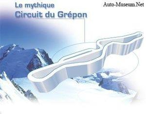 Circuit du Grépon (Chamonix) 00