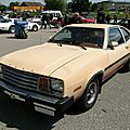 Ford pinto runabout hatchback-1980