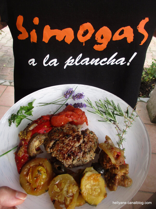 steak à la plancha - simogas - hellyane passion