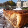 Le gâteau aux noix de la patisserie viennoise
