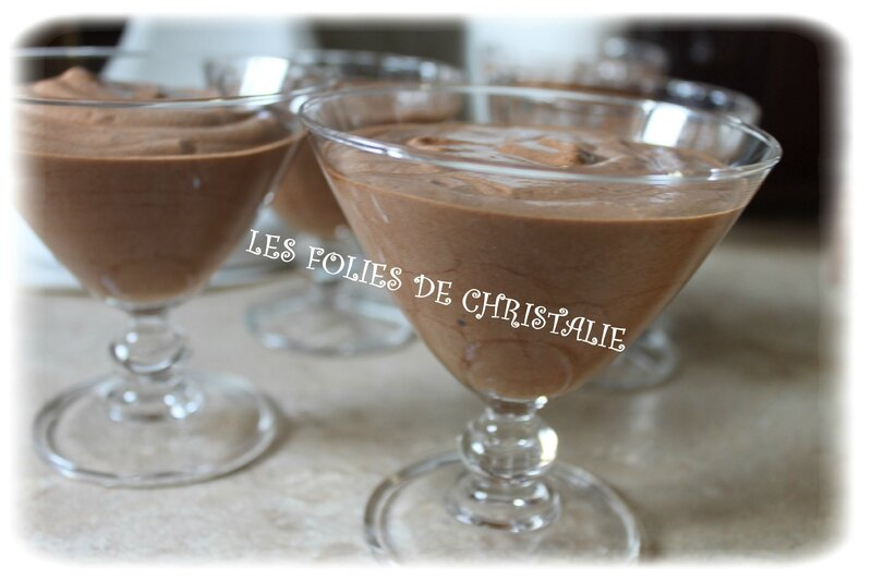 Mousse choco menthe7