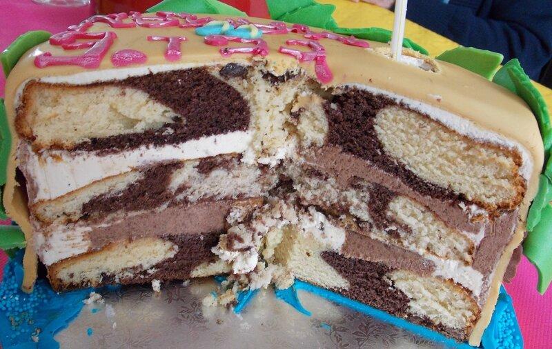 2014 05 29 - gâteau marbré (41)