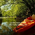 En vadrouille ! #2 - descente canoe-kayak sur la semois