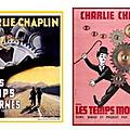 Chaplin, les temps modernes