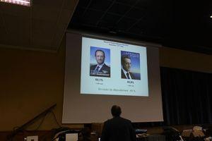Avranches présidentielle Hollande 2012 résultat provisoire