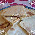 Kesra rakhsis à la farine