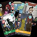 Boutique jeux de société - Pontivy - morbihan - ludis factory - Cthulhu realms cartes