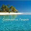 - coronavirus: l'espoir