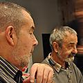 Jean Minguet et Alain Patin