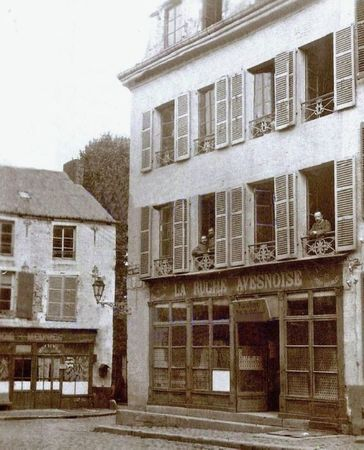 AVESNES-Cantine Allemande