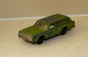 Mercury commuter wagon de chez Matchbox 01