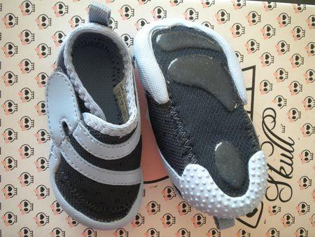 Baby light shoes de DOMYOS   des chaussons ergonomiques pour mon ... fe0fa600a1a