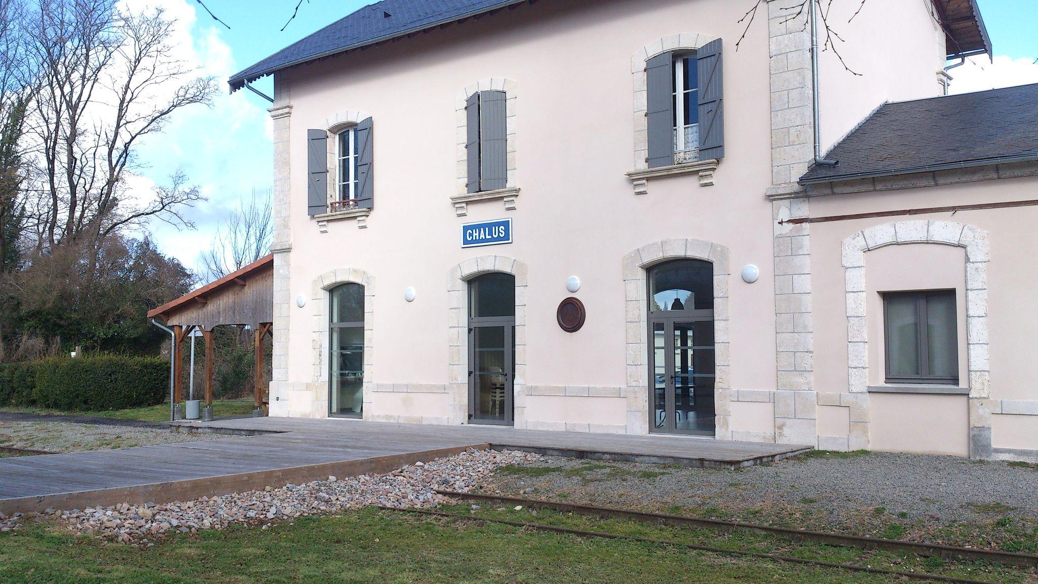 Châlus (Haute-Vienne)