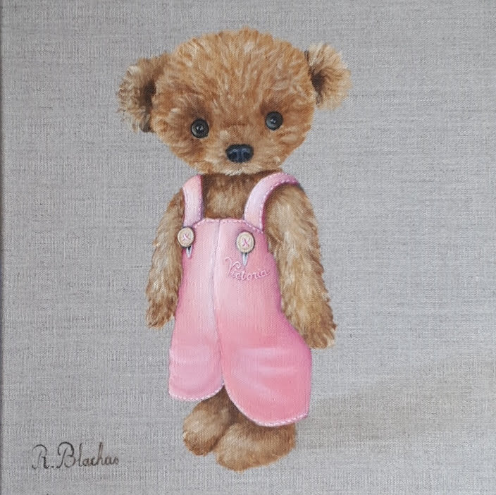 2018 12 collection peluche 30x30