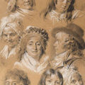 'rococo and revolution: eighteenth-century french drawings' @ the morgan library
