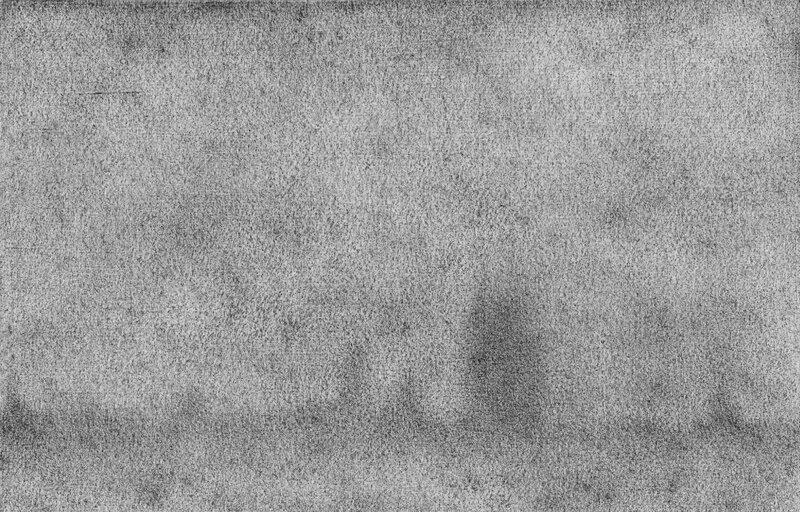 Brouillard à Wasteland VII, stylo bille sur papier, 5,4x8,5, 2017