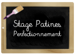 ardoise stage perfectionnement