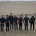 Initiation au surf