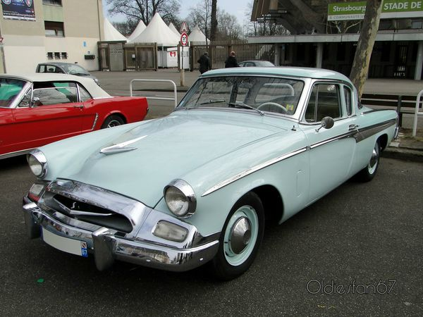 studebaker champion 1955 a