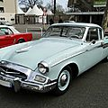 Studebaker champion 2door sedan - 1955