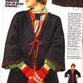 100 idées : manteau simplissime !