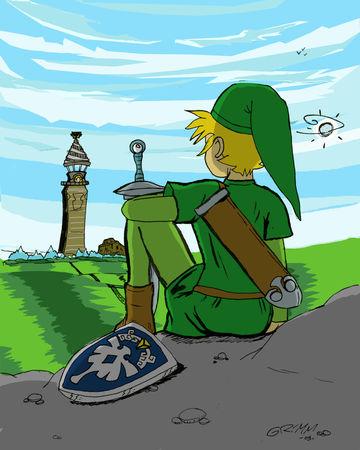Zelda_Fanart