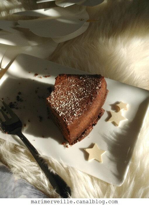 Moelleux au chocolat - marimerveille