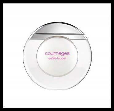 estee lauder & courreges gloss transparent