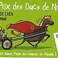 13 mai 2015 à caen: grand prix des ducs de normandie