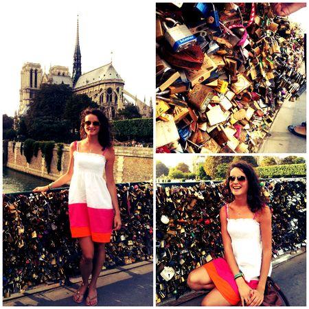 La Parisienne fait - des voeux d'éternité