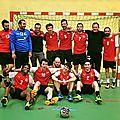 Handball :le crahb fait sa rentrée