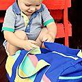 Le sac coloré mais pas trop