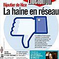 Libération crache sa haine contre les français qui refusent de se laisser tuer