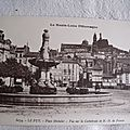 Le Puy - place Michelet