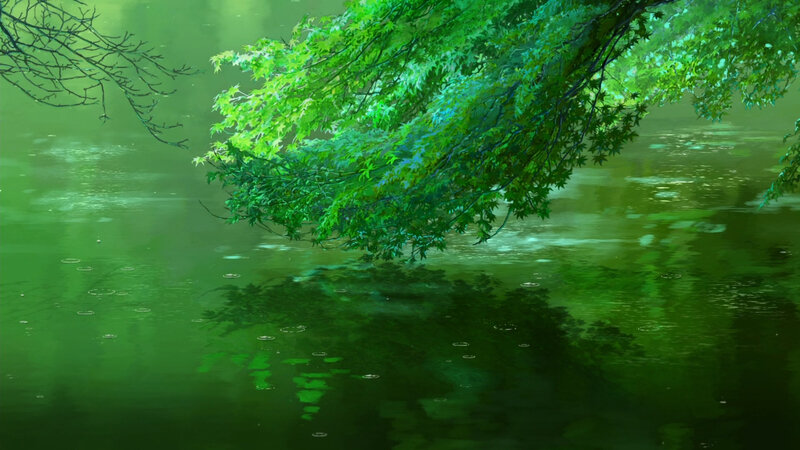 Canalblog Anime Makoto Shinkai The Garden Of World Nature01