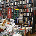 inside strand's bookshop