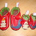 chaussons cirque (2)
