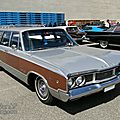 Dodge monaco station wagon-1968